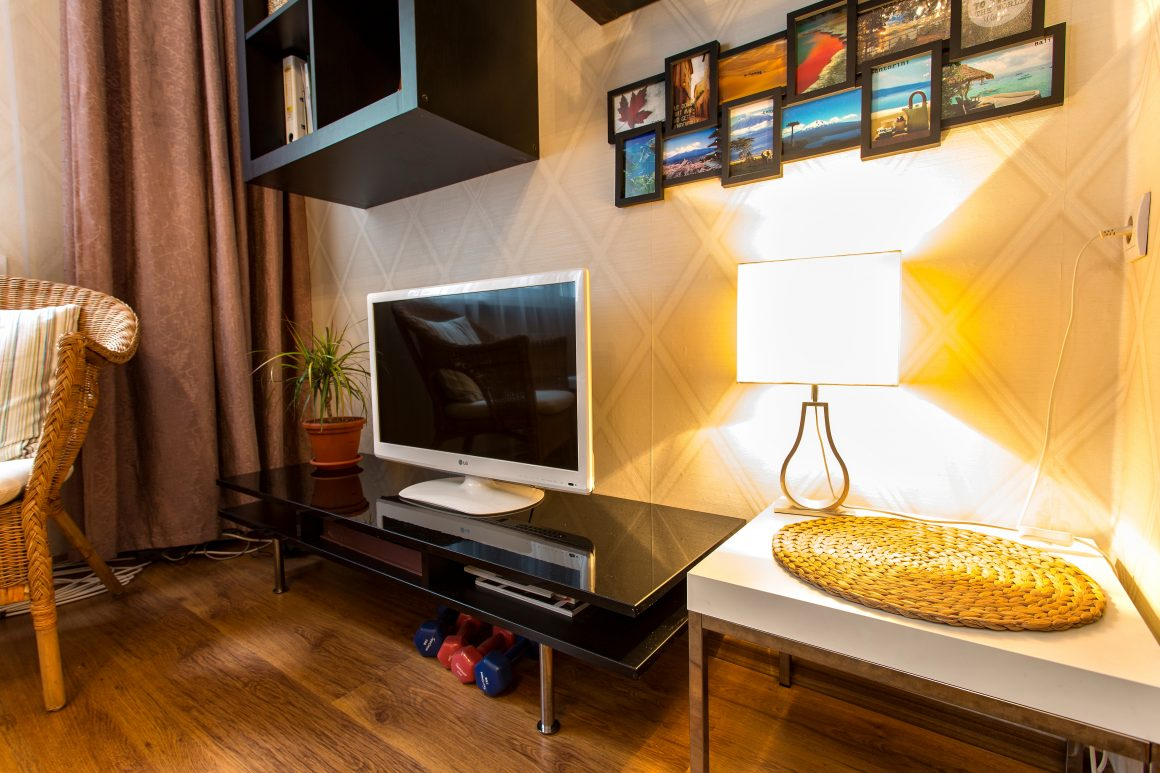 home styling small spaces